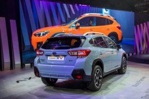 All-new Subaru XV ปี 2018